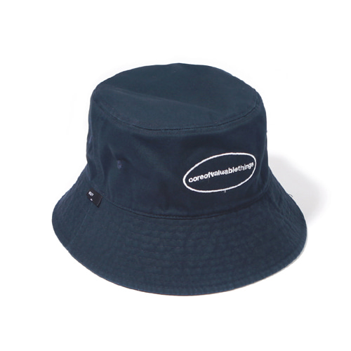 [벗딥] CORE BUCKET HAT-NAVY